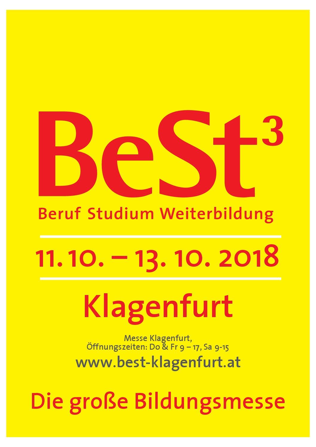 Bildergebnis für best klagenfurt 2018